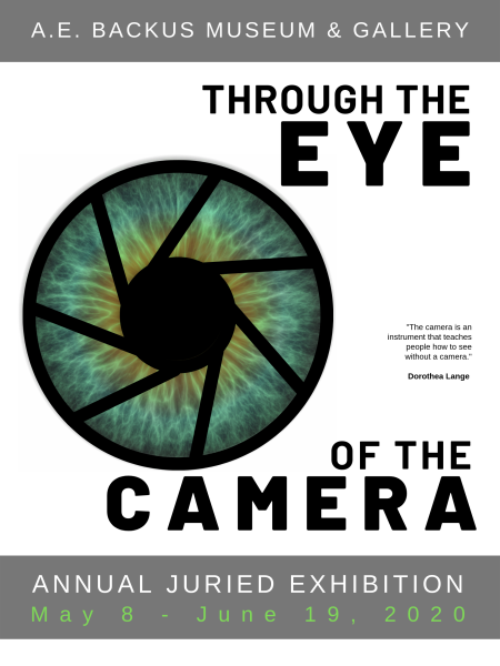 Through the Eye of the Camera - Annual Juried Exhibition 2020